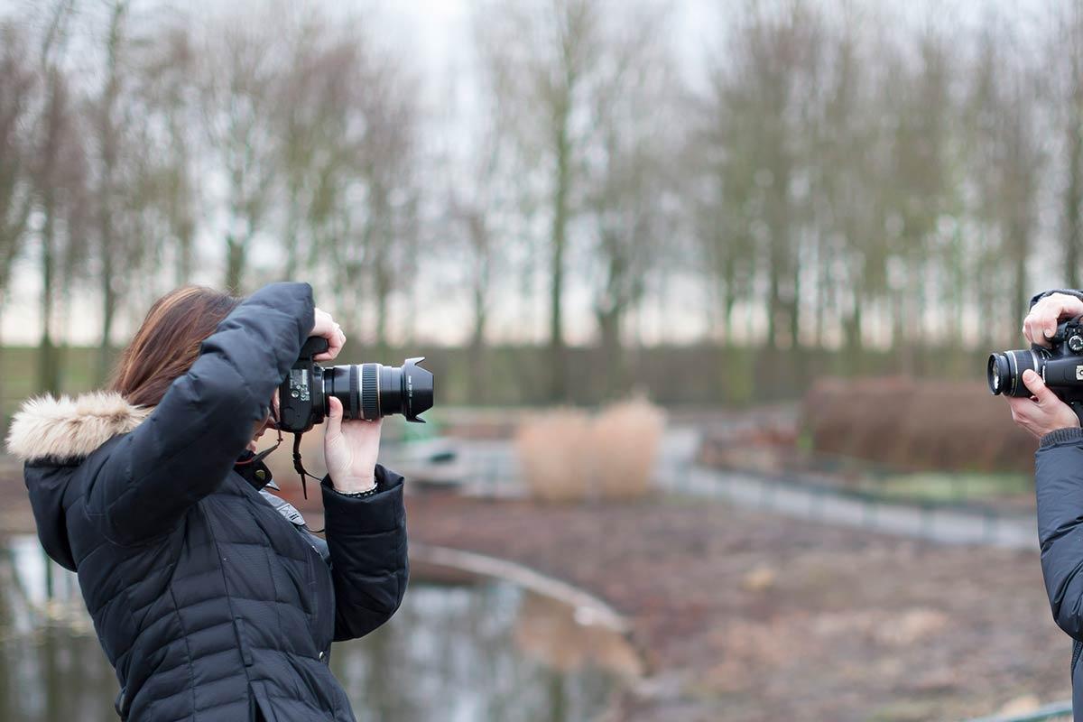 workshop fotografie Haarlemmermeerse Bos Hoofdorp fotocursus