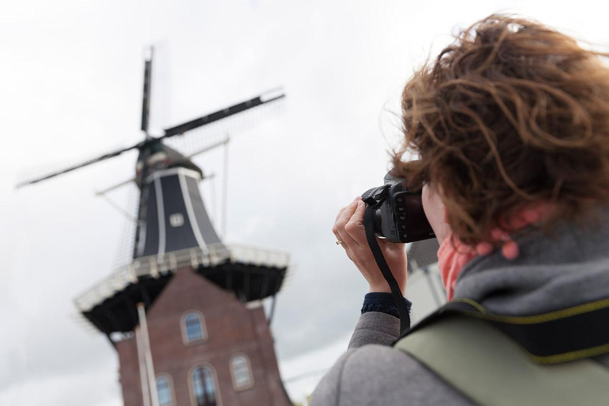 workshop fotografie fotocursus Haarlem individueel prive groep cursus molen De Adriaan