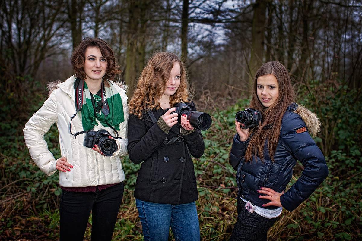 fotocursus Nieuw-Vennep Getsewoud