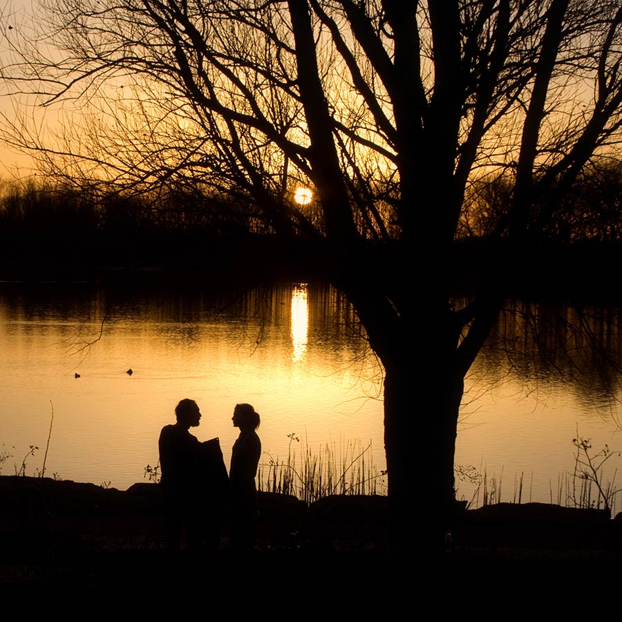 zonsondergang Hoofddorp fotocursus RAW JPG