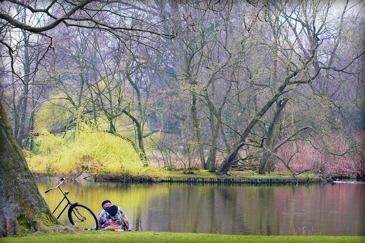 Foto workshop fotografie Vondelpark Amsterdam