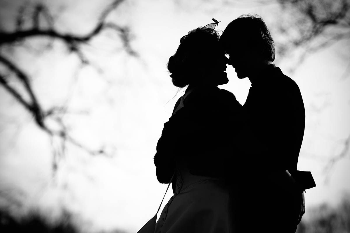 silhouet foto tips fotocursus Hoofddorp