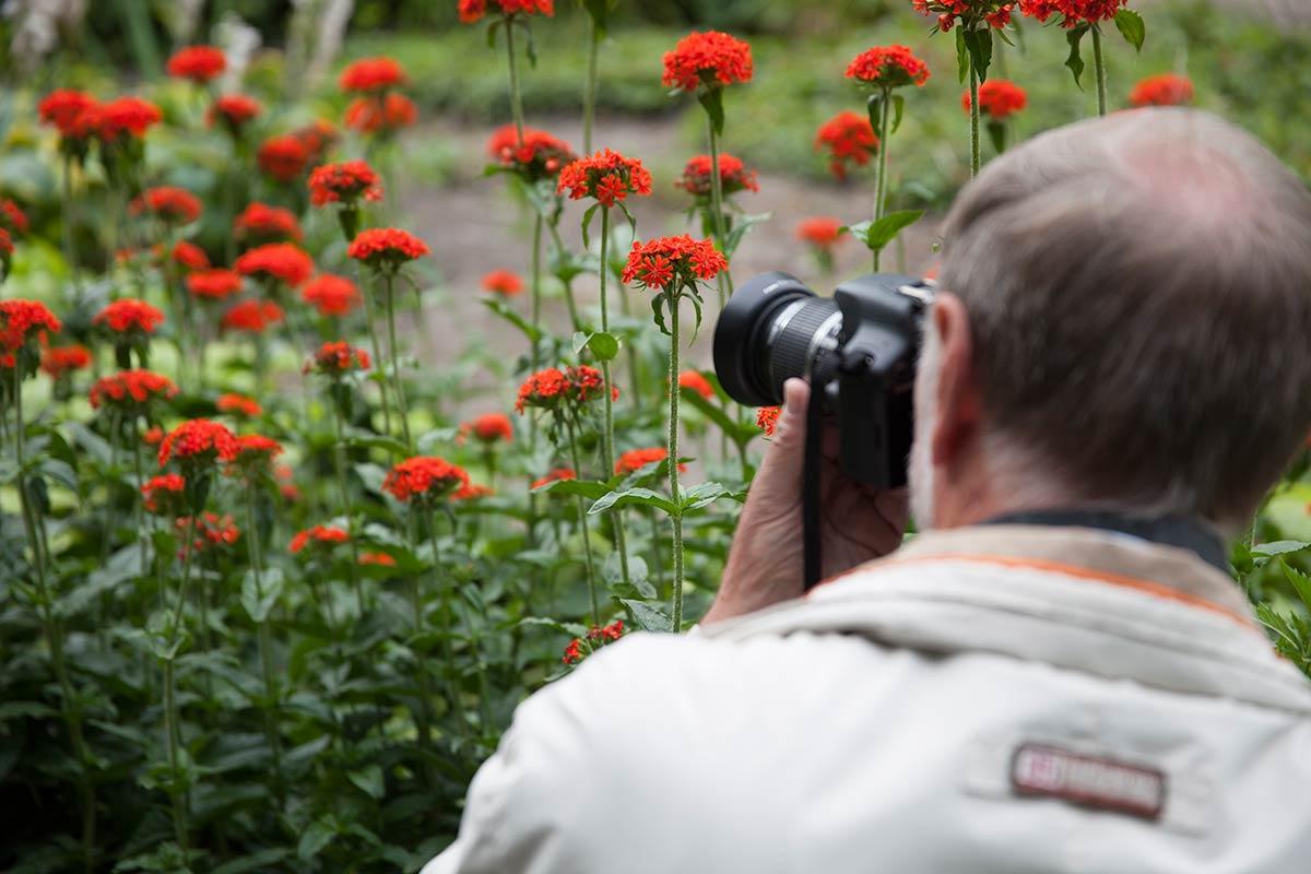 workshop fotografie fotocursus Utrecht Botanische Tuinen