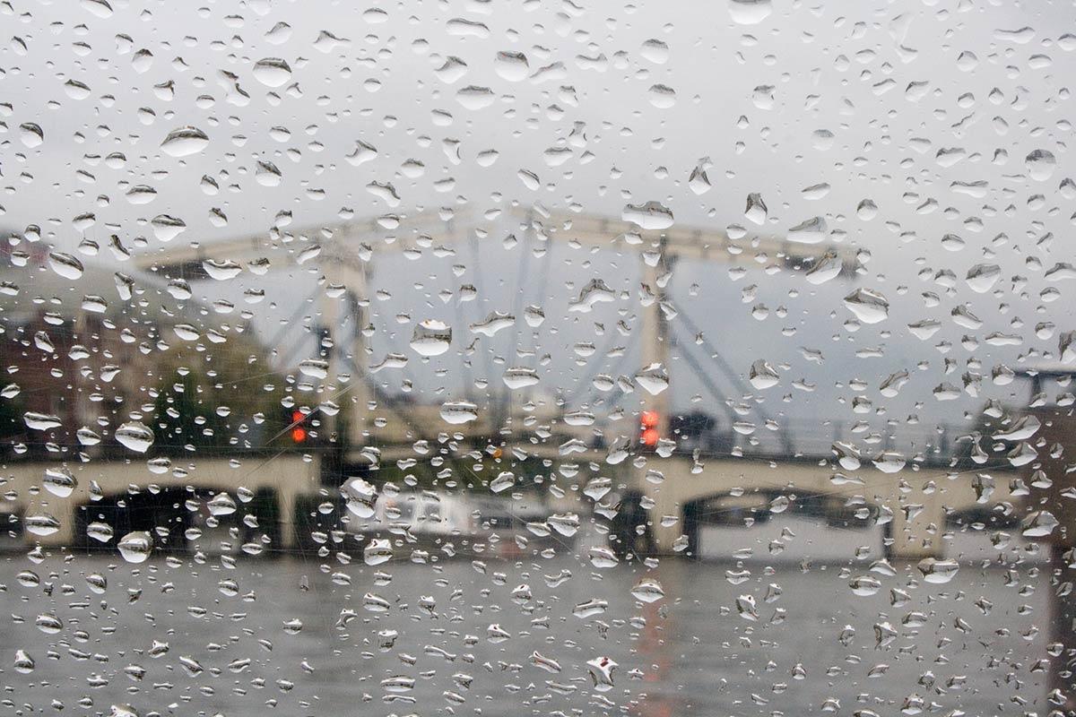 Fotograferen met regen