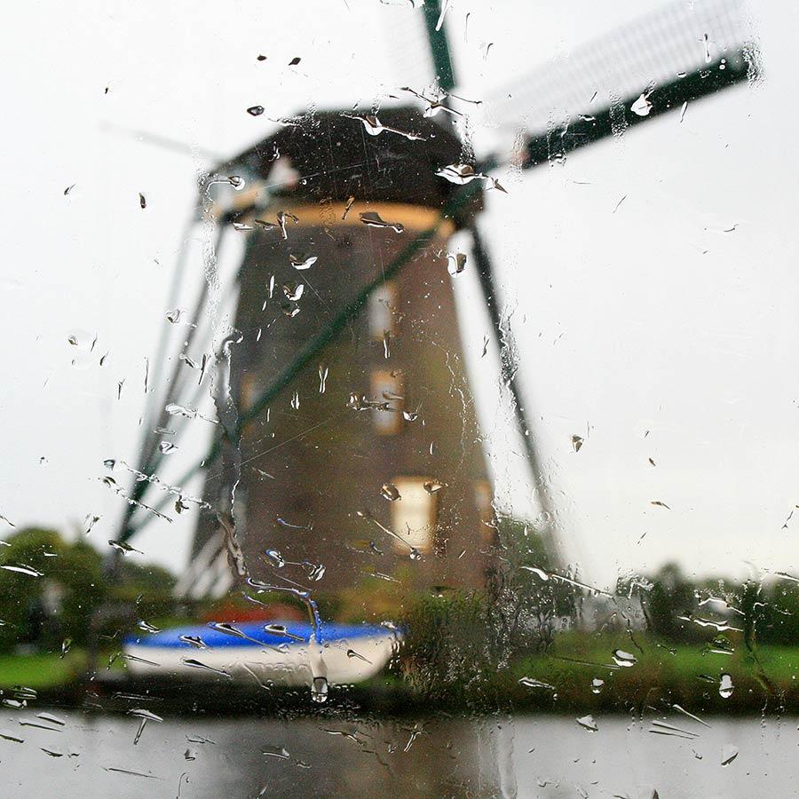 fotograferen regen fotografie tip achter glas raam Hoofddorp