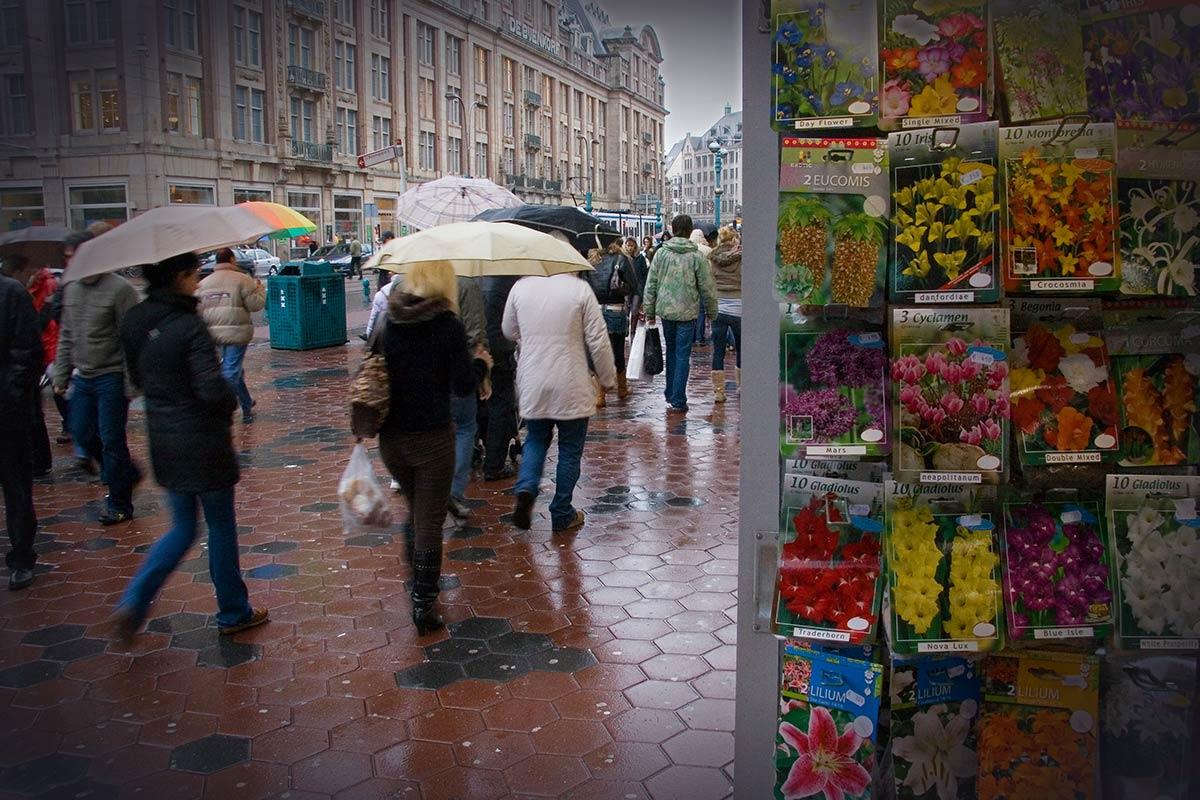 fotografie regen Amsterdam fotograferen foto cursus tip