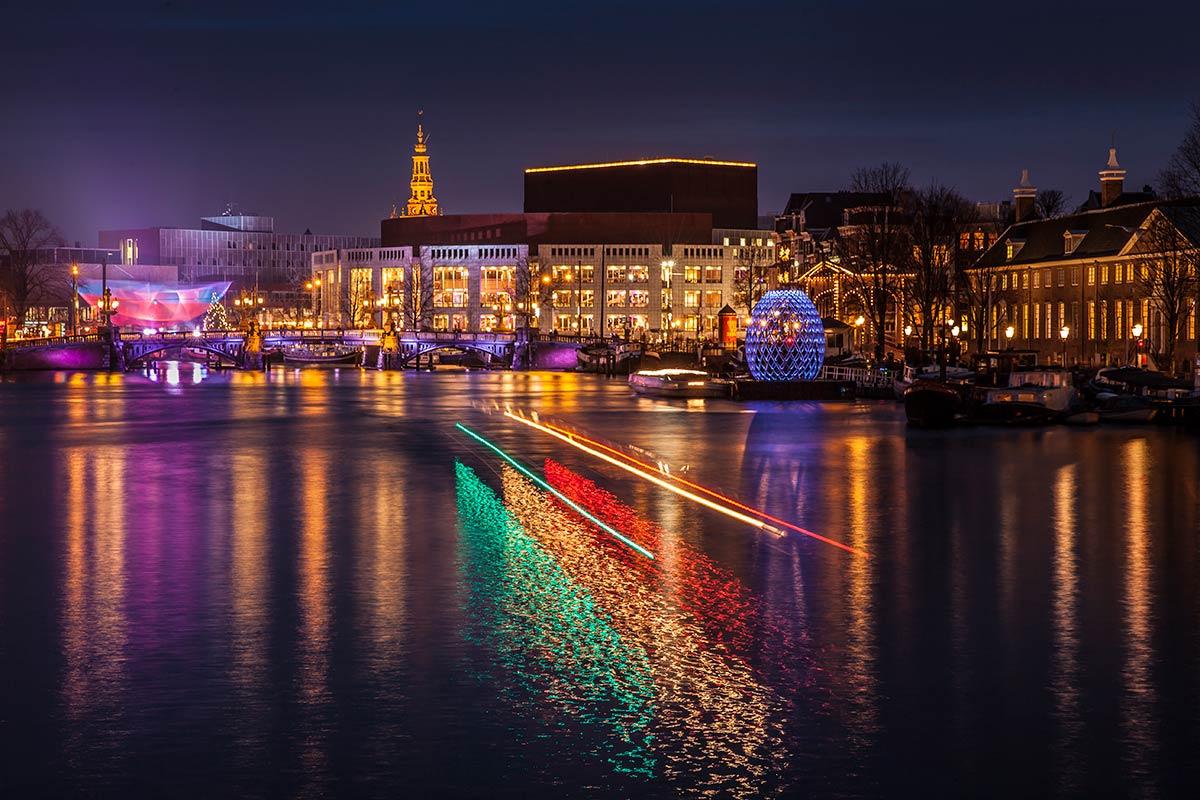 Amsterdam tips avondfotografie donker belichting workshop cursus 's avonds fotograferen