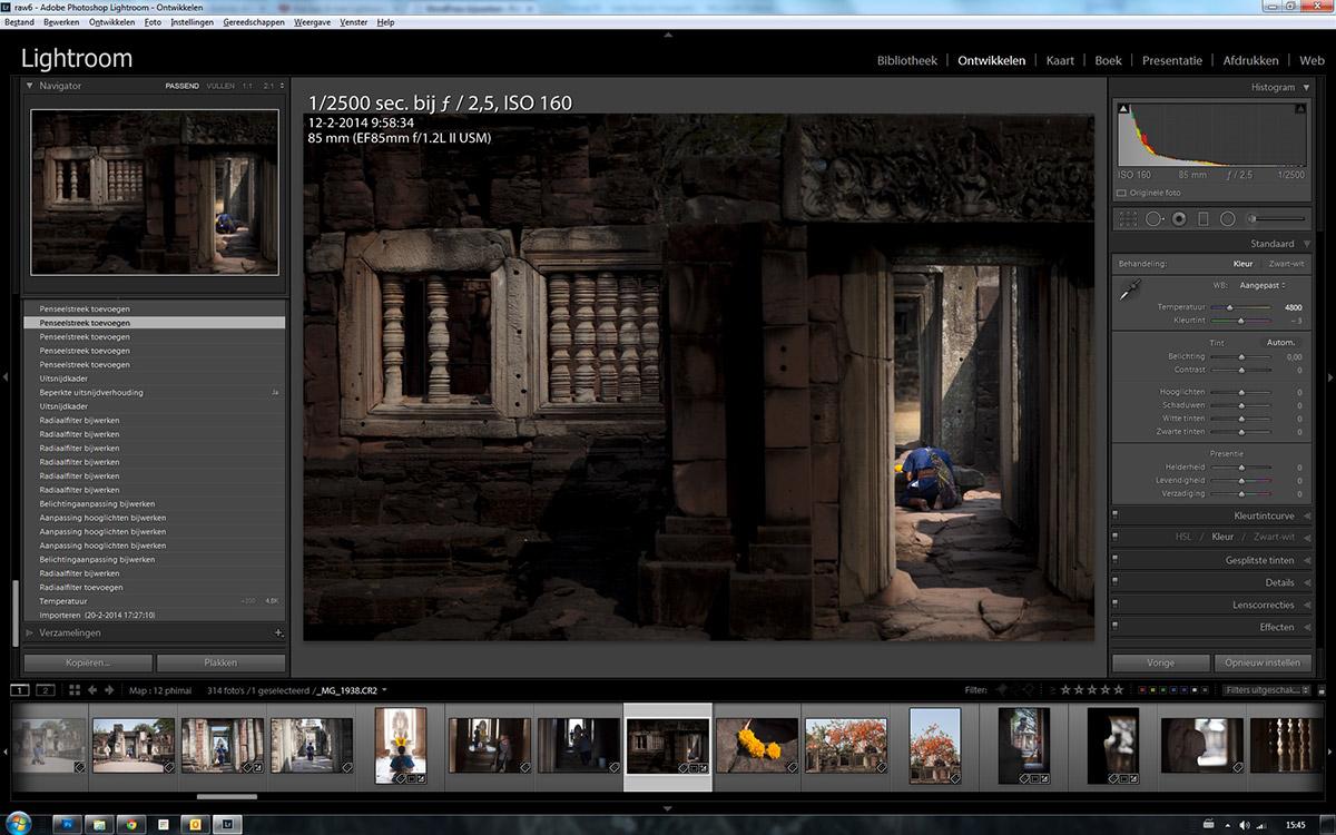 workshop fotografie cursus lightroom tips Hoofddorp Haarlem