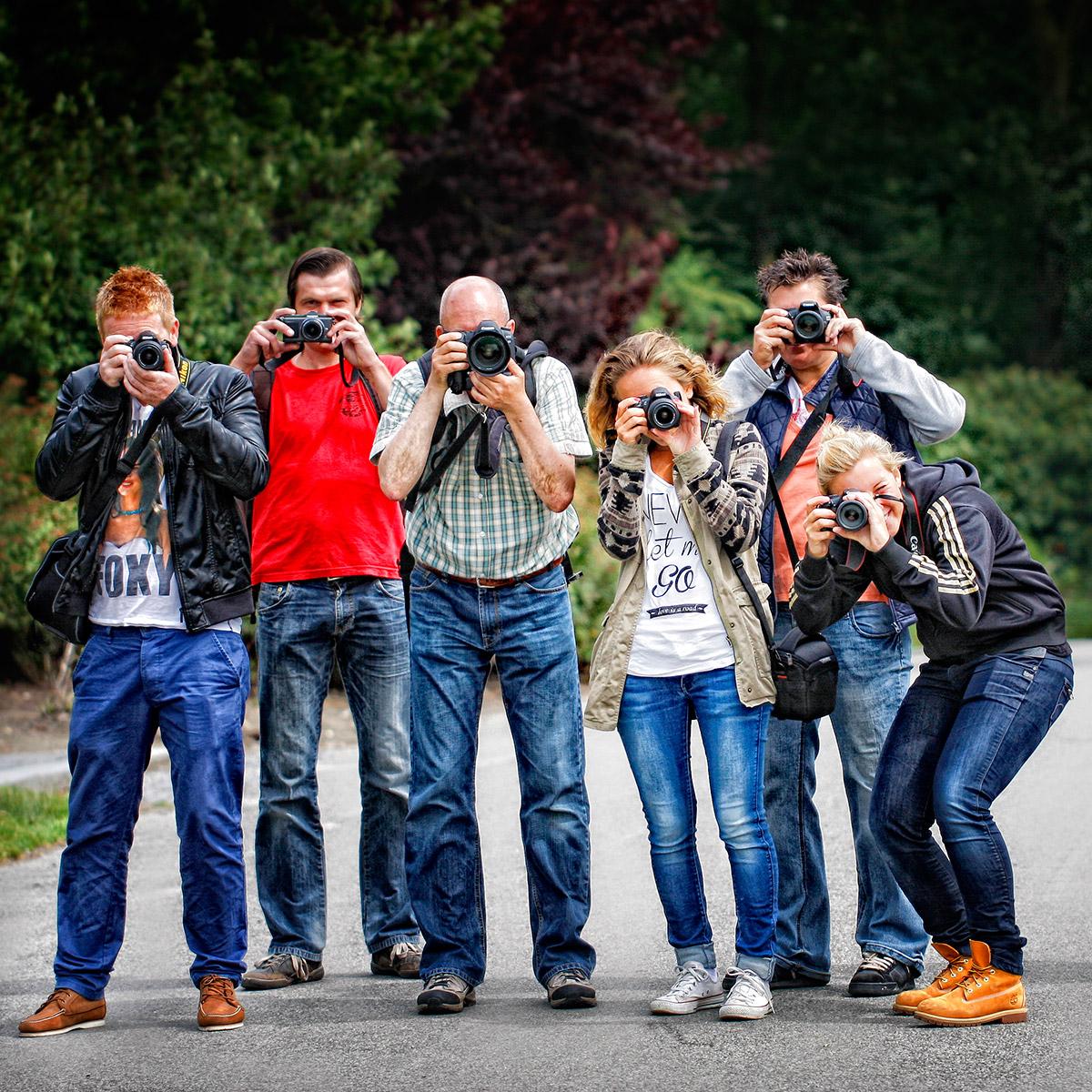 workshop fotografie Haarlemmermeerse Bos
