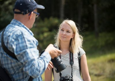 bedrijfsuitje workshop fotografie