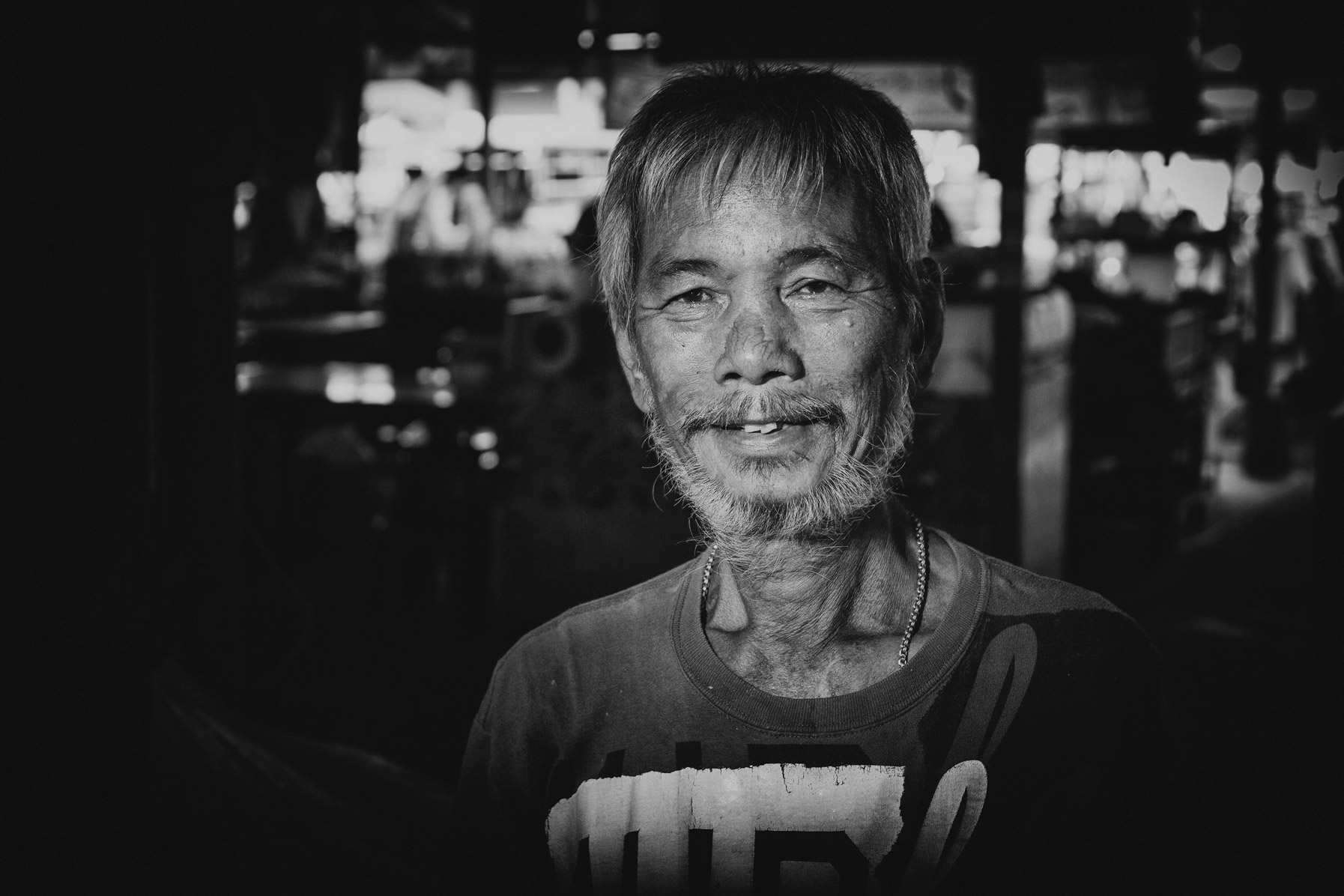 portret Thailand