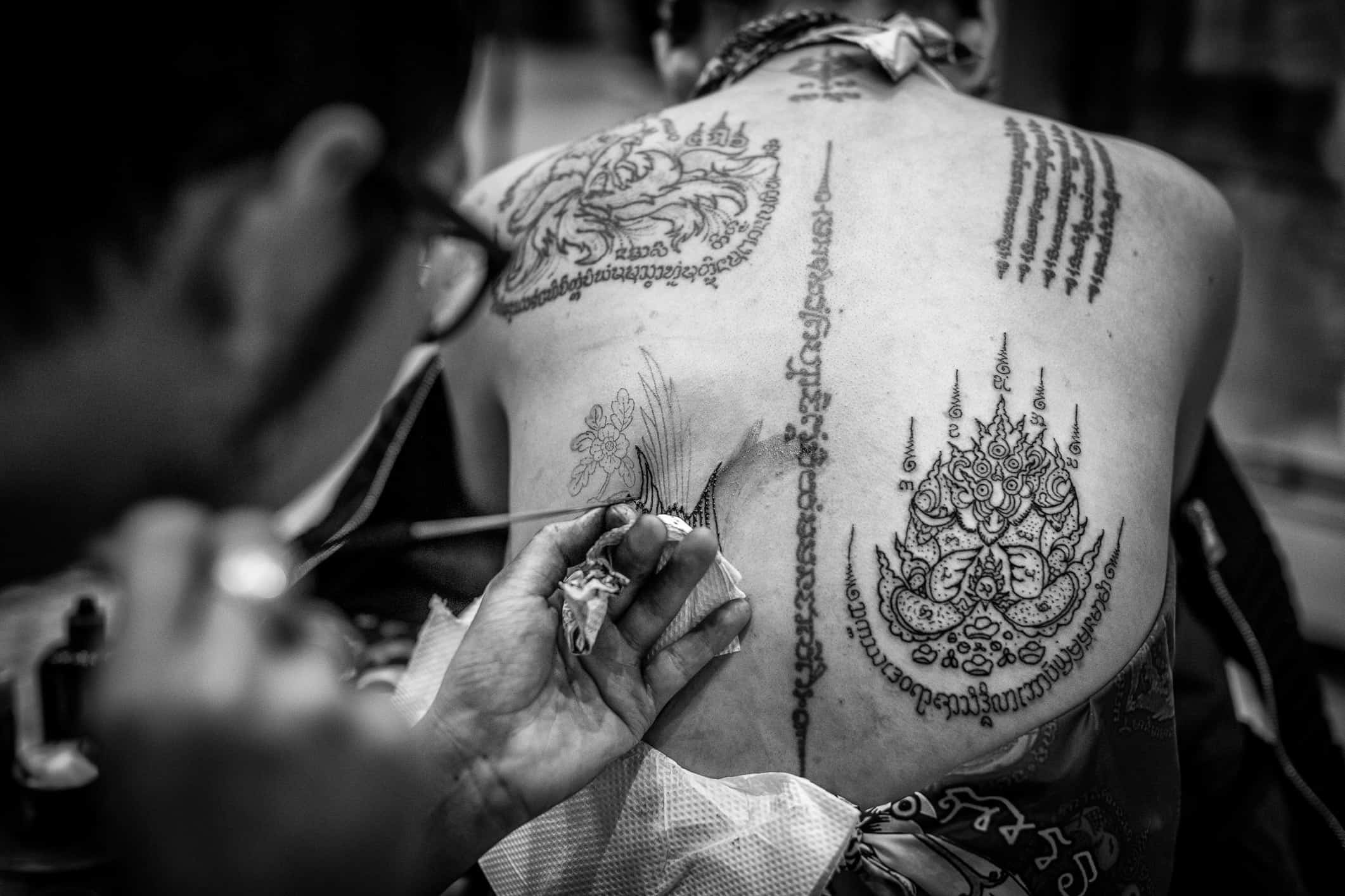 tattoo Chiang Mai